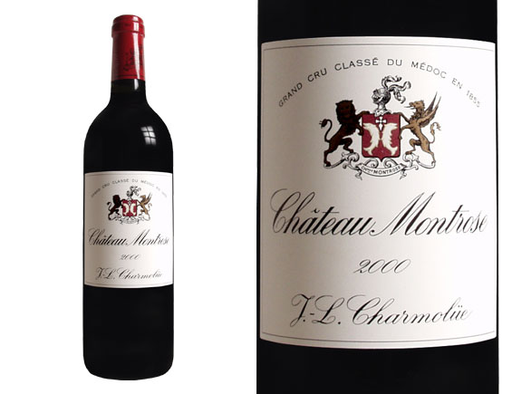 Ch teau montrose red 2000 second classified growth in for Chateau montrose