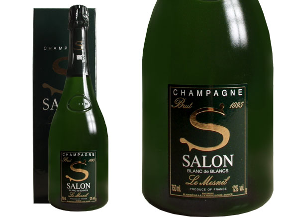 Champagne salon 39 39 s 39 39 1995 wine of champagne for 1996 salon champagne