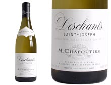 CHAPOUTIER SAINT-JOSEPH DESCHANTS 2006 blanc