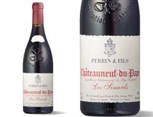 Perrin Châteauneuf du Pape Les Sinards 2007