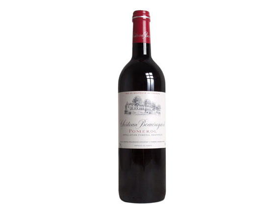 Château Beauregard 1998 rouge, Pomerol