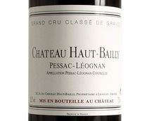 CHÂTEAU HAUT-BAILLY red 2000, Classified Growth of Graves