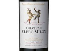 CHÂTEAU CLERC MILON 2014