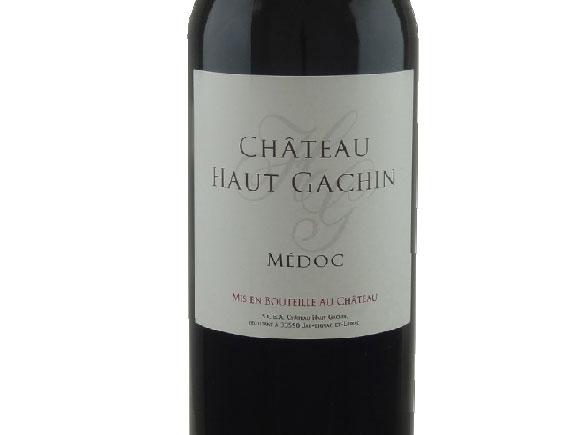 CHÂTEAU HAUT GACHIN CUVÉE EXCELLENCE MÉDOC 2010
