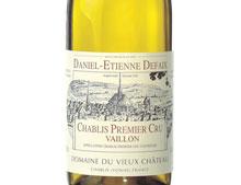 DOMAINE DU VIEUX CHÂTEAU DANIEL-ETIENNE DEFAIX CHABLIS 1ER CRU VAILLON 2002