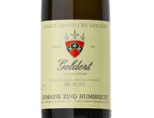 ZIND-HUMBRECHT MUSCAT GOLDERT GRAND CRU 2012