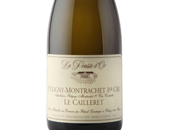 DOMAINE DE LA POUSSE D'OR PULIGNY-MONTRACHET 1ER CRU LE CAILLERET BLANC 2014