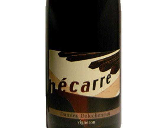 DOMAINE DE LA GRANGE TIPHAINE BÉCARRE TOURAINE-AMBOISE ROUGE 2014