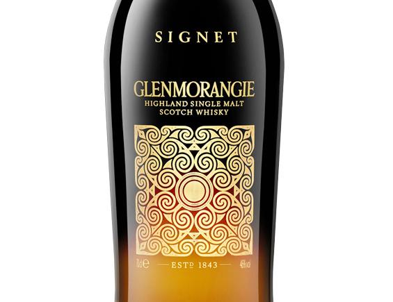 WHISKY GLENMORANGIE SIGNET ETUI