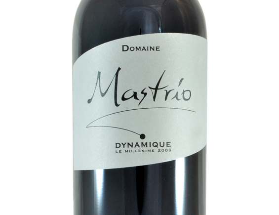 DOMAINE MASTRIO DYNAMIQUE 2009