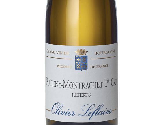 OLIVIER LEFLAIVE PULIGNY-MONTRACHET 1er CRU ''LES REFERTS'' 2016