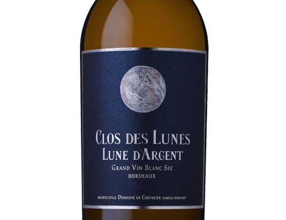 CLOS DES LUNES CUVEE LUNE D'ARGENT 2015