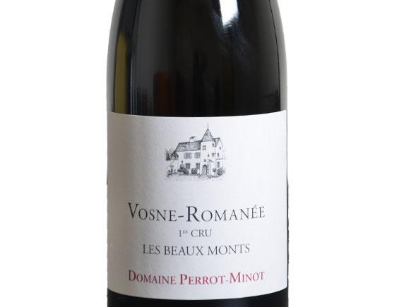 DOMAINE PERROT-MINOT VOSNE-ROMANÉE 1ER CRU LES BEAUX MONTS 2015