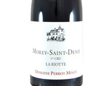 DOMAINE PERROT-MINOT MOREY-SAINT-DENIS 1ER CRU RIOTTE ROUGE 2015
