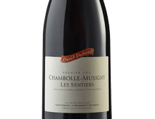 DAVID DUBAND CHAMBOLLE MUSIGNY 1ER CRU LES SENTIERS 2015