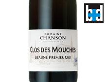 DOMAINE CHANSON BEAUNE 1ER CRU CLOS DES MOUCHES ROUGE 2015