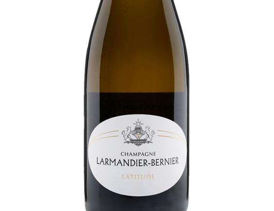 CHAMPAGNE LARMANDIER-BERNIER LATITUDE EXTRA BRUT BLANC DE BLANCS