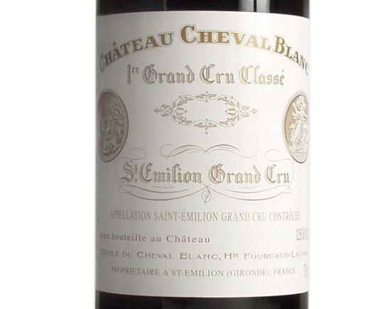 CHÂTEAU CHEVAL BLANC 2002