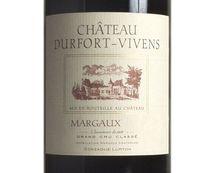 CHÂTEAU DURFORT-VIVENS rouge 2002