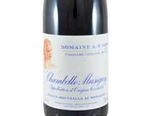 DOMAINE AF GROS CHAMBOLLE-MUSIGNY 2014