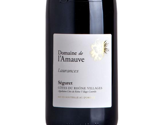 DOMAINE DE L'AMAUVE CUVÉE LAURANCES 2016