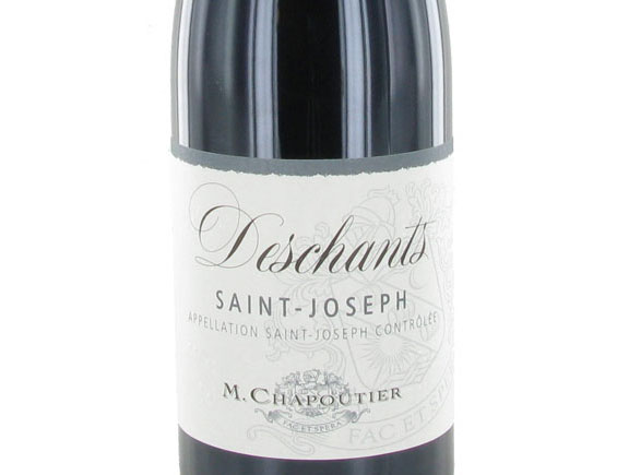 CHAPOUTIER SAINT-JOSEPH DESCHANTS ROUGE 2016