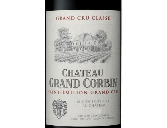 CHÂTEAU GRAND CORBIN 2018