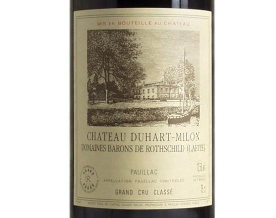 CHÂTEAU DUHART-MILON ROTHSCHILD 2003