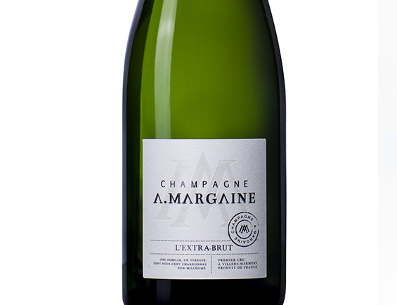 CHAMPAGNE A.MARGAINE L'EXTRA-BRUT 1ER CRU