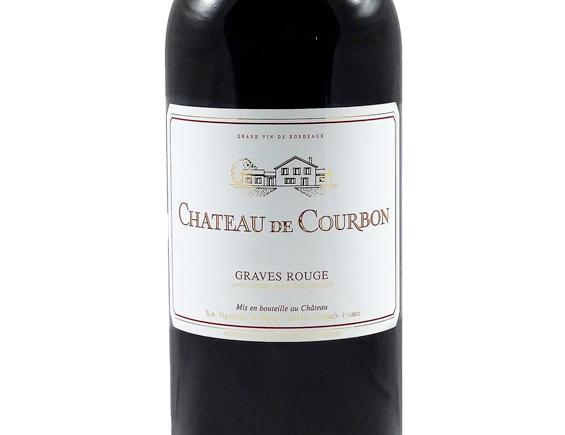 CHÂTEAU DE COURBON GRAVES ROUGE 2016
