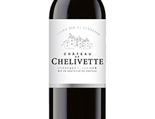 CHÂTEAU DE CHELIVETTE 2016