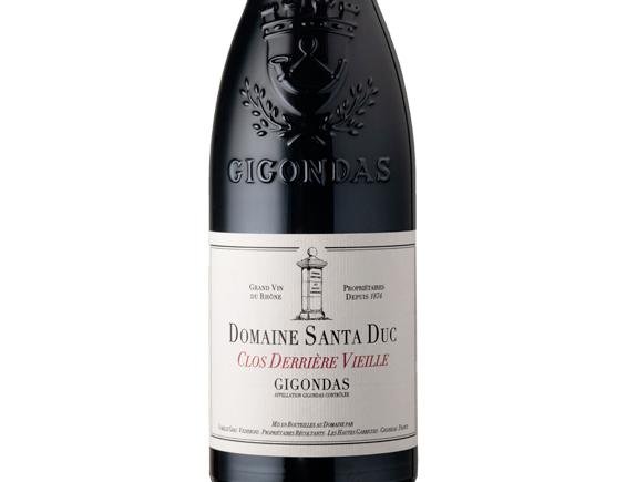 DOMAINE SANTA DUC GIGONDAS CLOS DERRIÈRE VIEILLE 2017