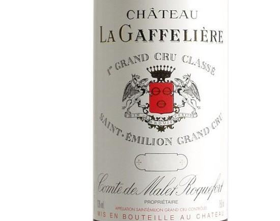 CHÂTEAU LA GAFFELIERE 1999