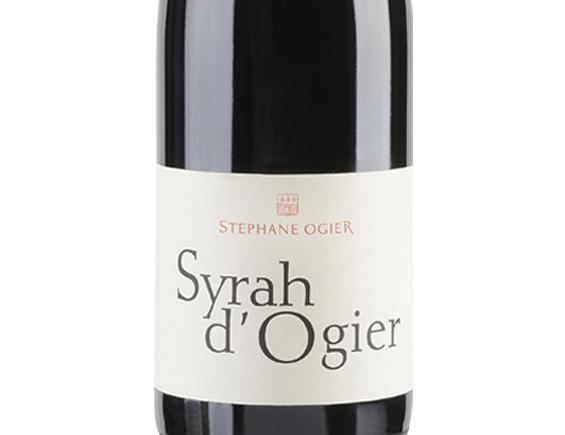 DOMAINE STÉPHANE OGIER SYRAH D'OGIER ROUGE 2018