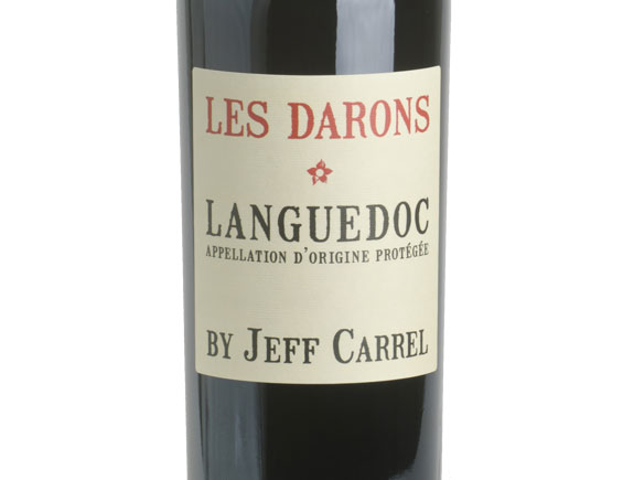 LES DARONS BY JEFF CARREL ROUGE 2019