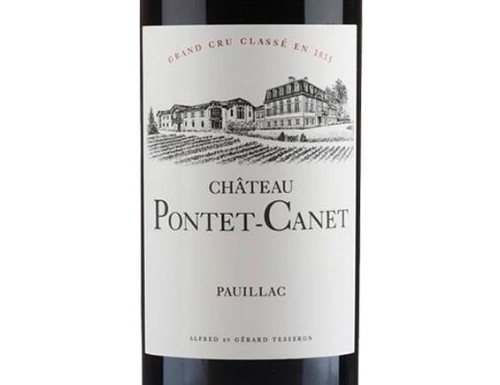 CHÂTEAU PONTET CANET 2020