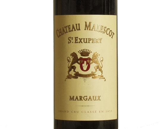 CHÂTEAU MALESCOT SAINT EXUPERY rouge 1995, Troisième Cru Classé en 1855