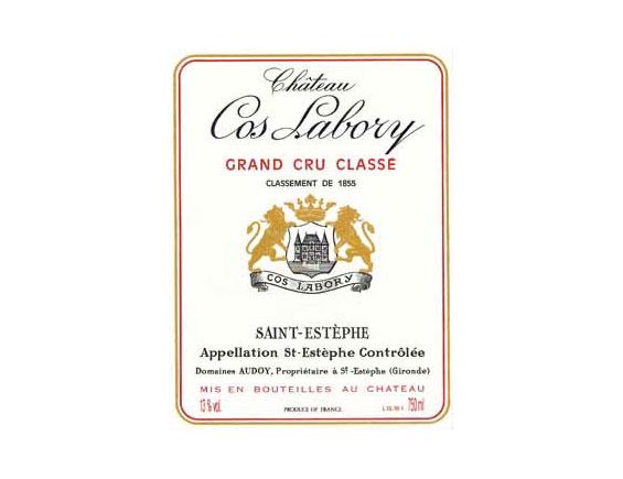 CHÂTEAU COS LABORY rouge 2005