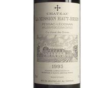 CHÂTEAU LA MISSION HAUT-BRION rouge 1995