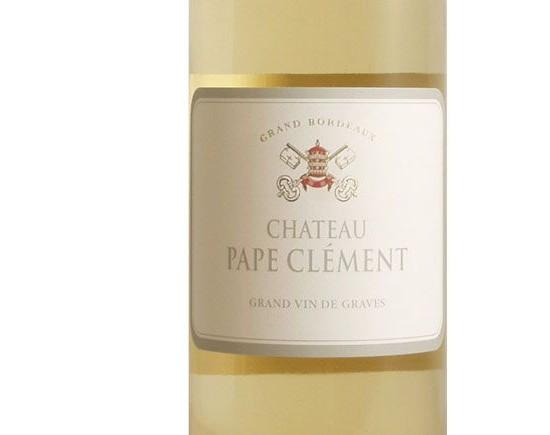 CHÂTEAU PAPE CLÉMENT BLANC 2007