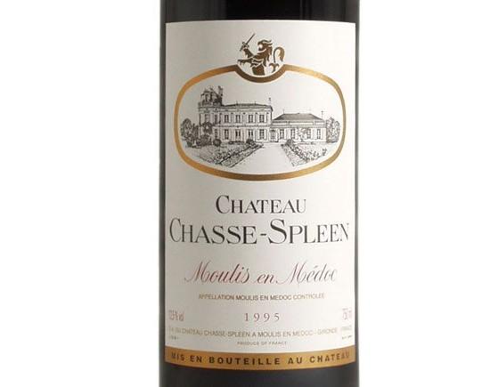 CHÂTEAU CHASSE-SPLEEN 1995