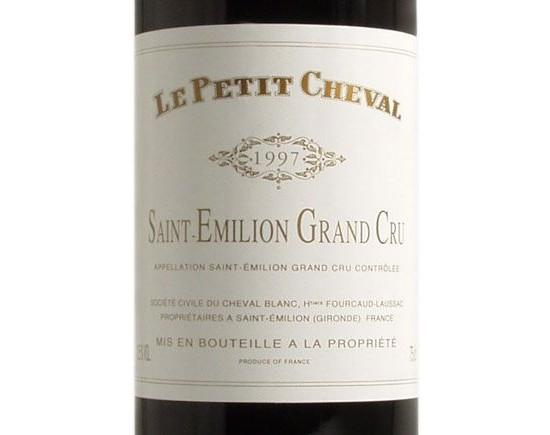 LE PETIT CHEVAL rouge 1997