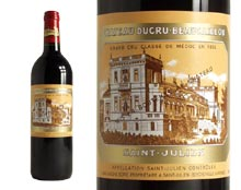 CH�TEAU DUCRU-BEAUCAILLOU rouge 1986, Second Cru Class� en 1855