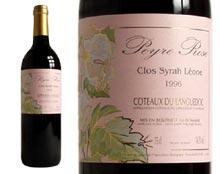 DOMAINE PEYRE ROSE CLOS SYRAH LÉONE 2004
