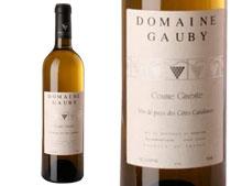 DOMAINE GAUBY COUME GINESTE BLANC 2011