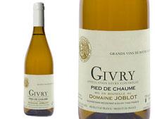 DOMAINE JOBLOT GIVRY PIED DE CHAUME BLANC 2011