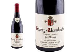DOMAINE DENIS MORTET GEVREY-CHAMBERTIN ''EN CHAMPS'' 2010