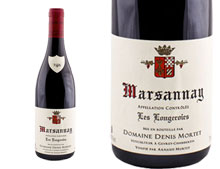 DOMAINE DENIS MORTET MARSANNAY ''LONGEROIES'' 2010 Rouge