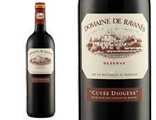 DOMAINE DE RAVANES CUVEE DIOGENE 2008 Rouge