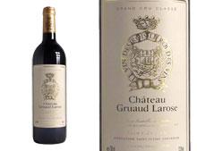 CHÂTEAU GRUAUD-LAROSE 2012 En 1725, l'Abbé Gruaud décide de produire un vin élégant et puissant, ce qu'il parvient &